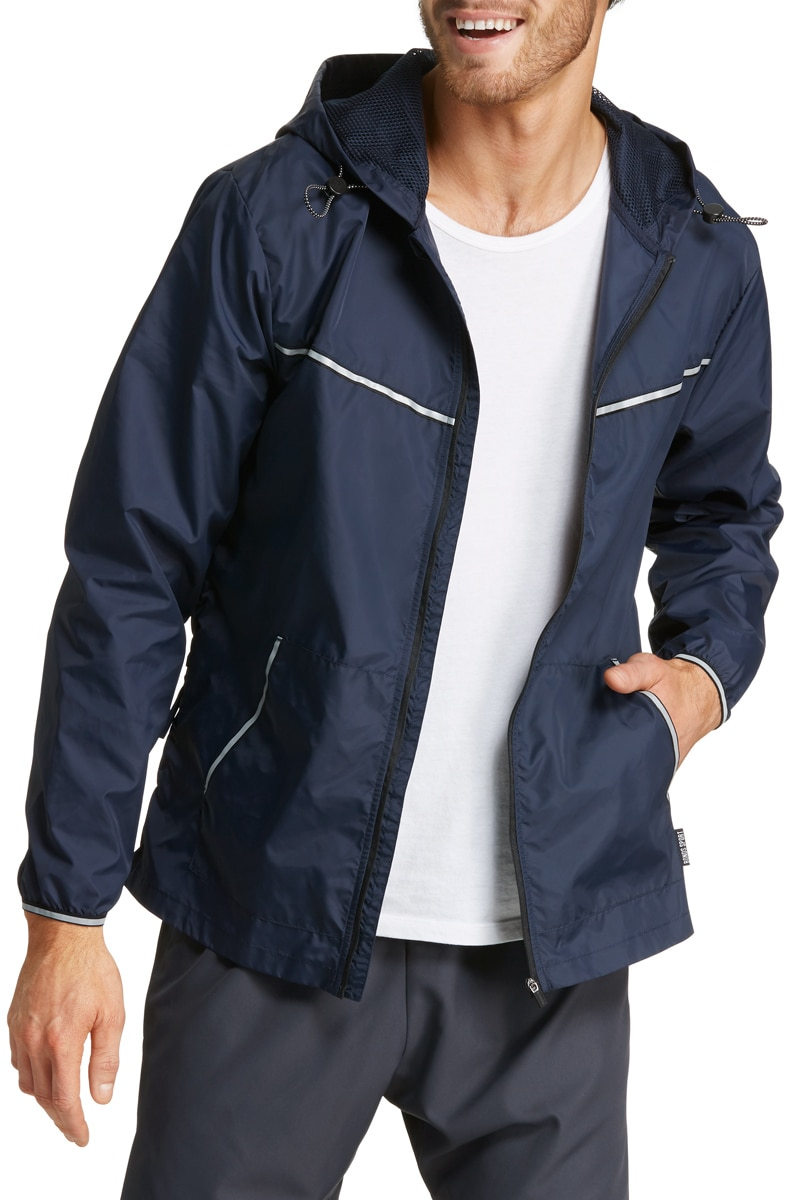 Bonds Active Spray Jacket - Captain McCool / L