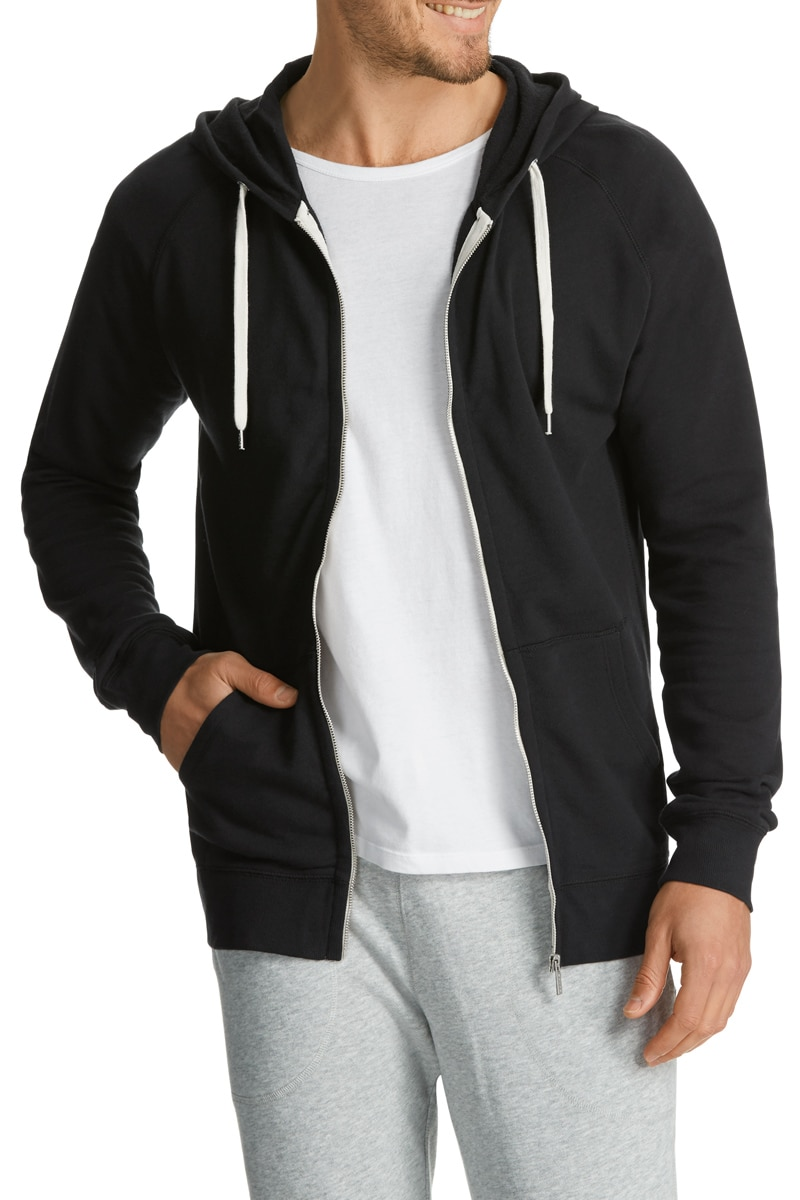 Bonds Basic Hoodie - Black / XL