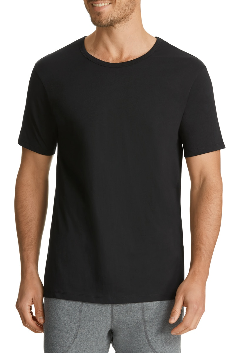 Bonds Crew Tee - Black / M