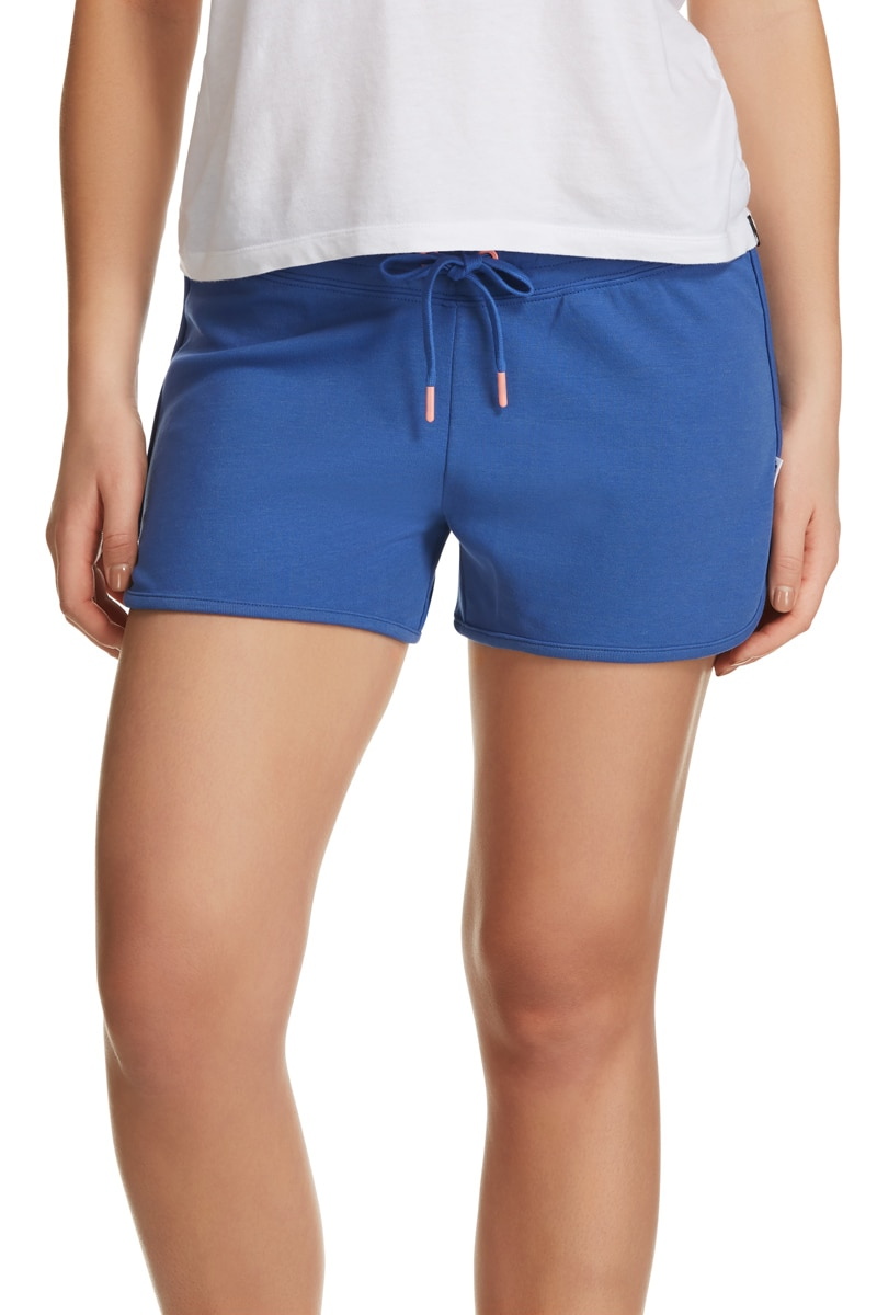 Bonds Retro Runner Short - Cove Blue / XL