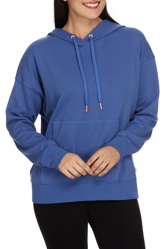Bonds New Era Hoodie - Cove Blue / L