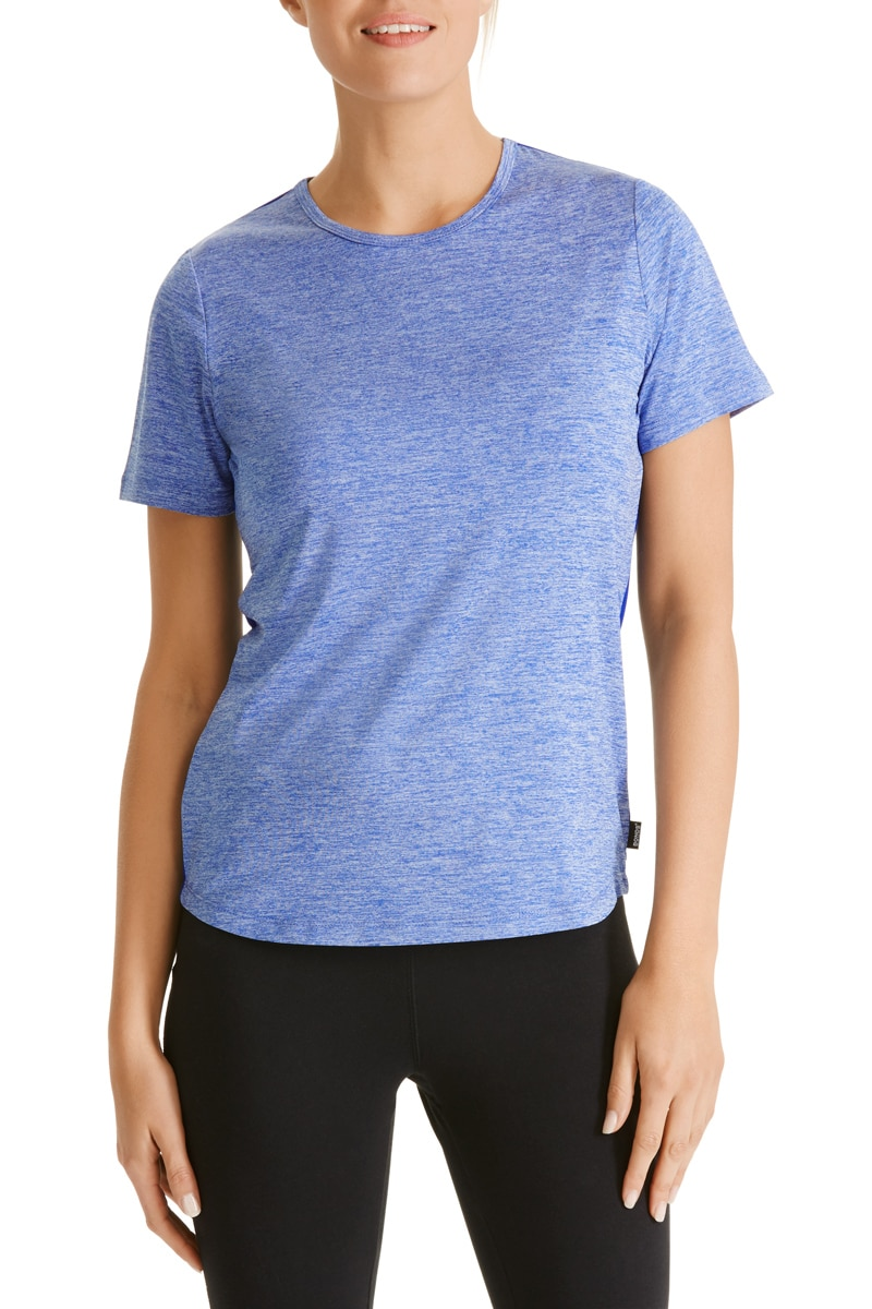 Bonds Active Mesh Tee - High Seas / L