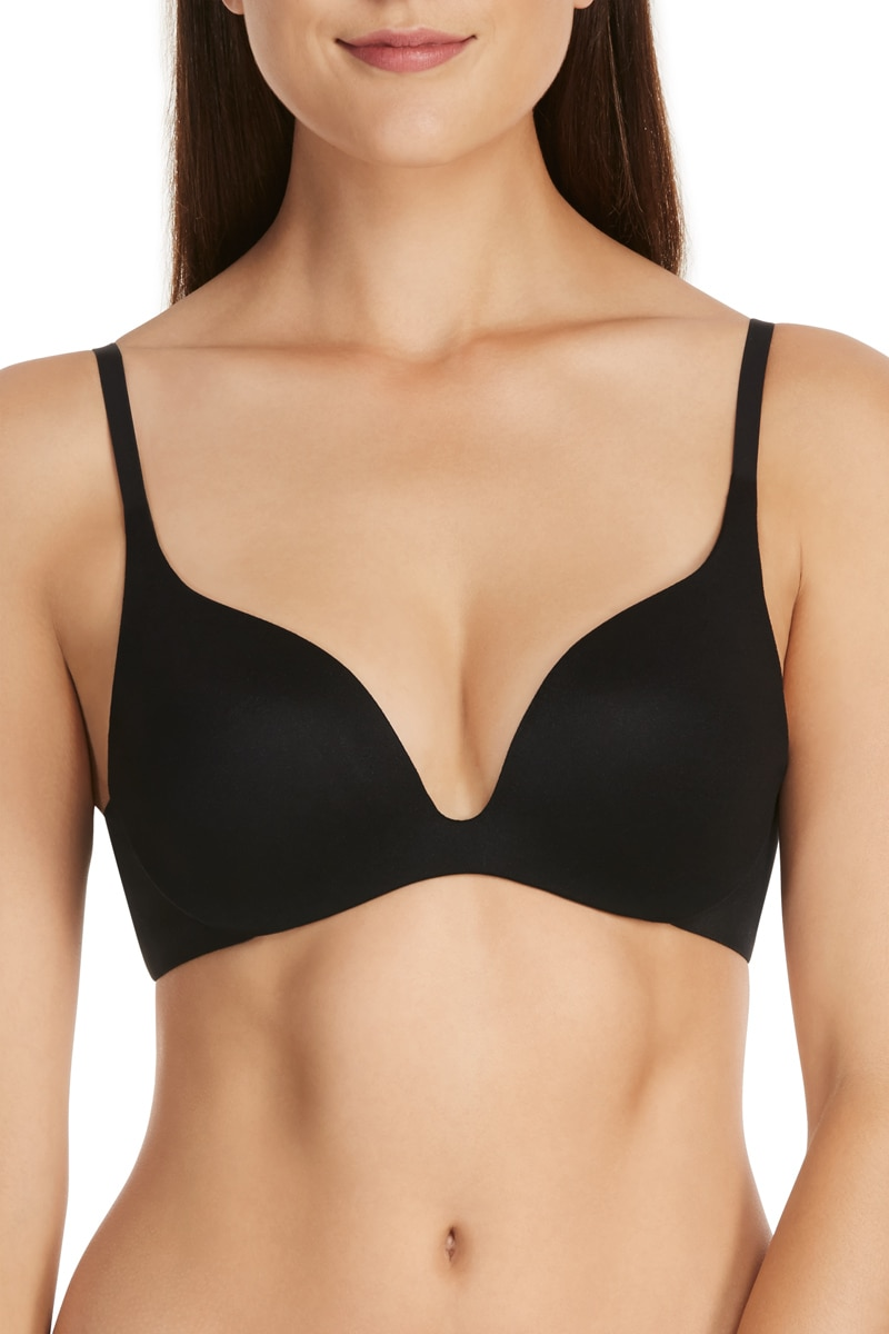 Berlei So Smooth Push Up Bra - Onyx / 14 D