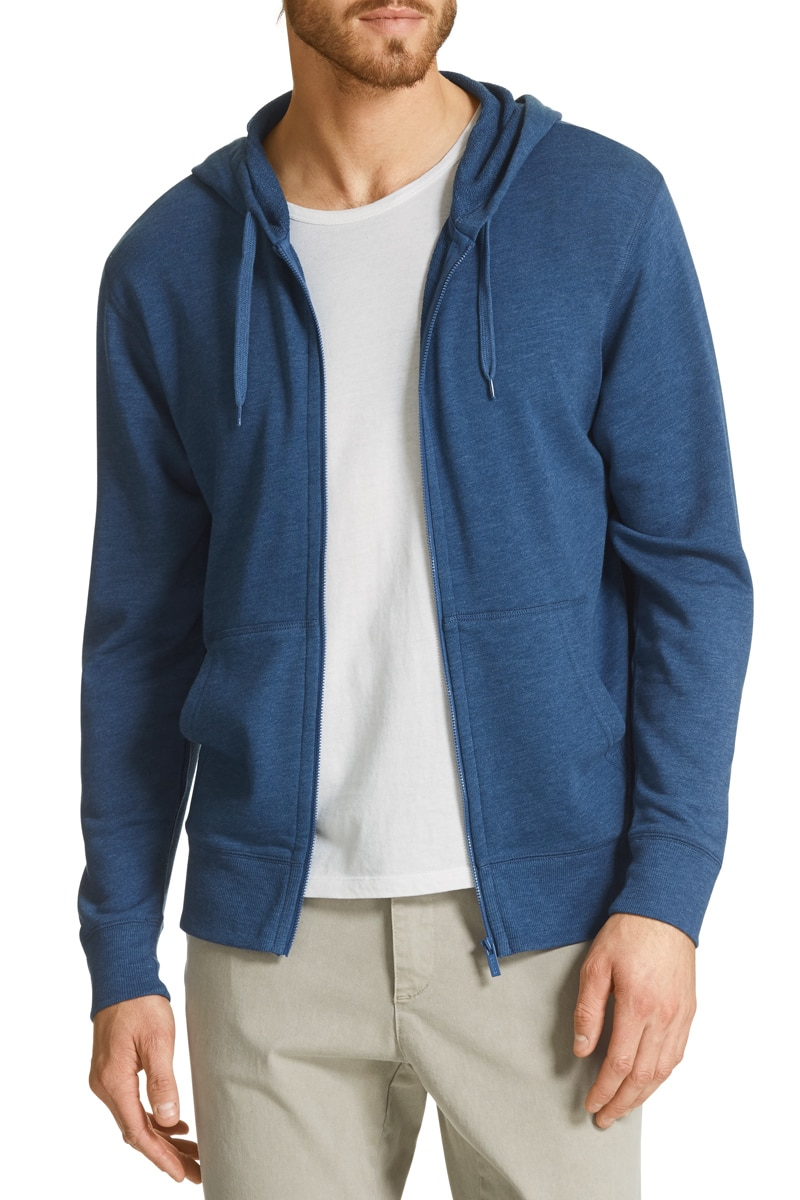 Bonds Basic Hoodie - Dream Blue / S