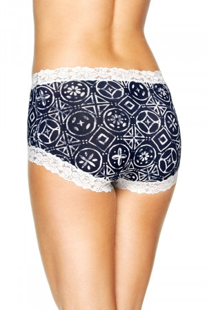 Parisienne Cotton Full Brief