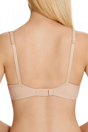 Berlei Barely There Luxe Contour Bra Soft Powder Y243V2 S81