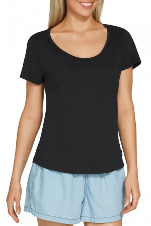 Bonds BESTIES SCOOP TEE Black CXK9I BAC
