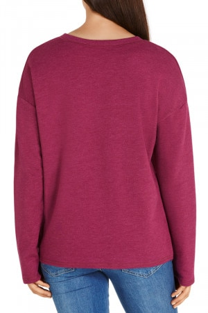 Bonds Core Pocket Pullover Velvet Rose CY7PI MPA