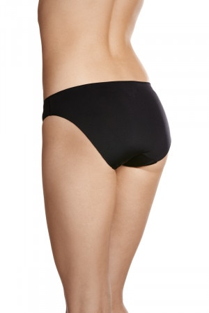 Jockey No Panty Line Promise Bikini Brief Black WWKN BLK