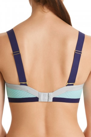 Berlei Shift Underwire Bra High Blue YYRK JFZ