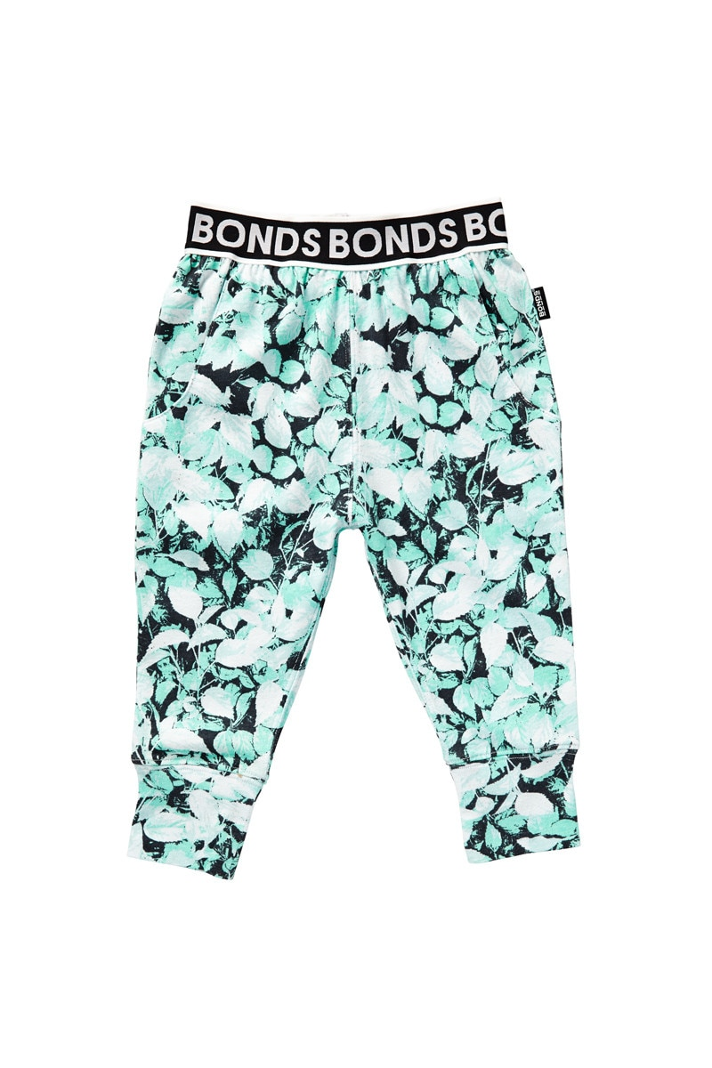 Bonds Outlet Baby Printed Trackie Super Lush