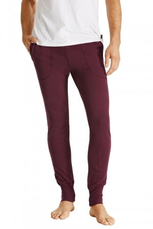 Bonds Outlet Besties Skinny Trackie Dark Garnet