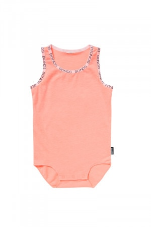 Bonds Signature Singletsuit Peachy Pie BY63A JCU
