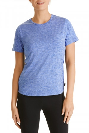 Bonds Active Mesh Tee High Seas CX7WI RER