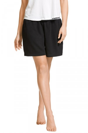 Bonds Mid Length Short Black CXJ7I BAC