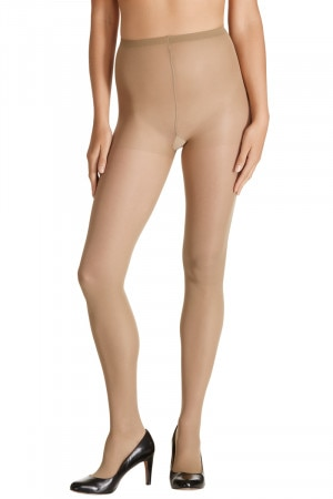Sheer Relief Sheer Pantyhose 5Pk Mini Beige H32800 MBG