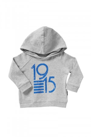 Bonds New Era Hoodie Retro 1915 Blue KXVEA ZA2