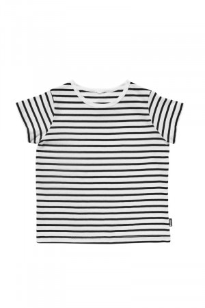 Bonds Kids New Standard Jersey Tee Base Stripe KY4BA 96S