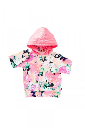 Bonds Kids Pop Hood Studio Floral KY9UA 02J