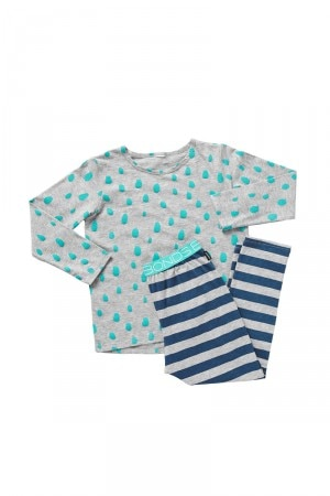 Bonds Kids Long Sleeve PJ Set Pack 11 KYB91A 11K