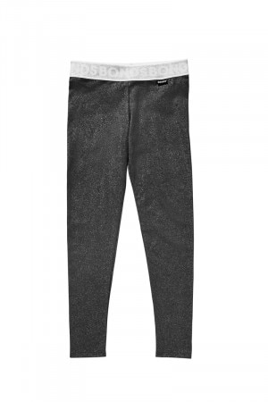 Bonds Outlet Girls Legging Steel Waters Grey