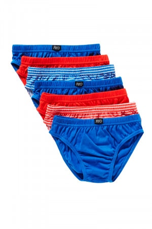 Rio Boys Brief 7Pk Pack 16 UZ4Z7W 16K