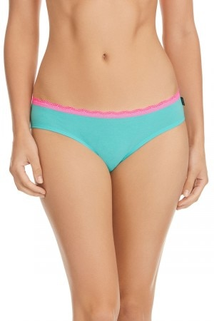 Bonds Collectibles Bikini Cotton Fresh Blue WY6RO TS9