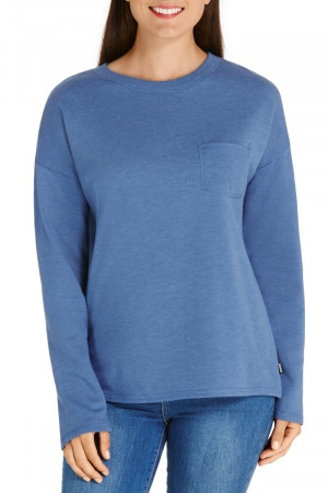 Bonds Core Pocket Pullover Portsea Blue CY7PI MRA