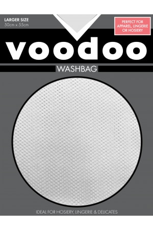 Voodoo Large Washbag 5Pk Assorted H60060 AS1