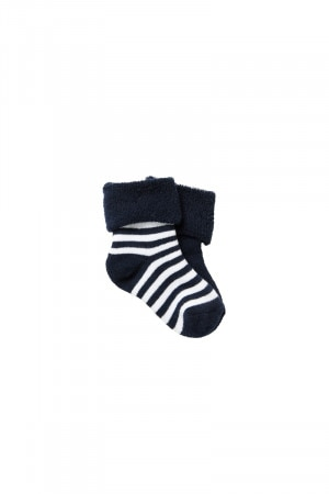 Bonds Wondersock 6 Pack Blue R6289T BLU