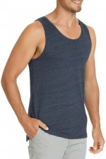 Bonds Outlet Split Hem Tank Navy