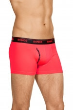 Bonds Outlet Microfibre Guyfront Trunk Hyper Crimson