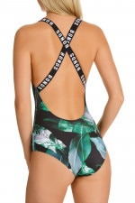 Bonds Outlet Swim Hipster One Piece Shady