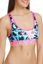 Bonds Outlet Crop Full Power Floral