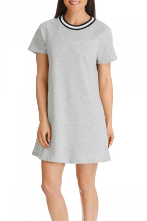 Bonds Outlet Pop Ribs Dress New Grey Marle