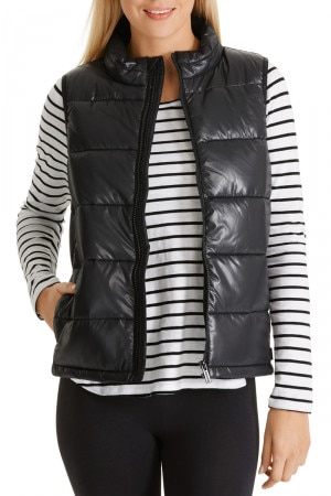 Bonds Outlet Active Puffer Vest Black